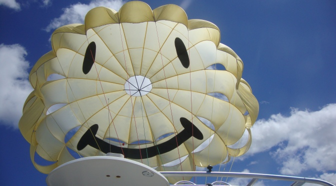 Outdoor Adventures in Maui: Parasailing