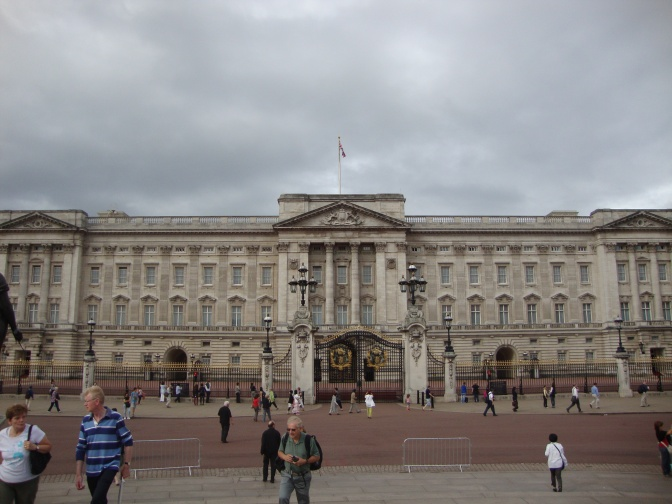 Tour of Buckingham Palace
