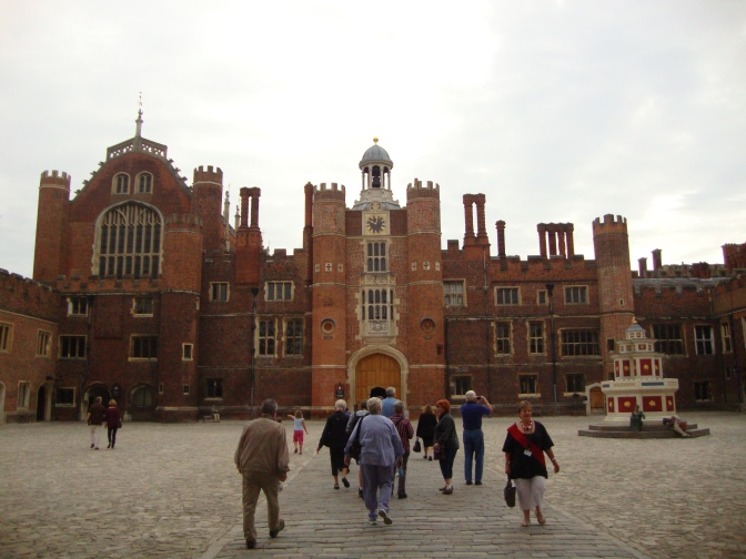 England's Royal Palaces
