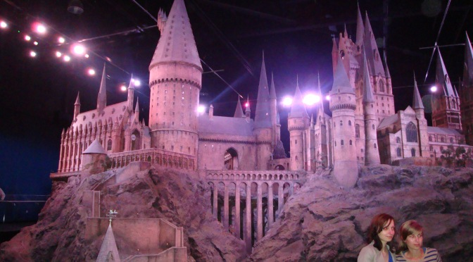 Harry Potter Studio Tour, Warner Bros. London